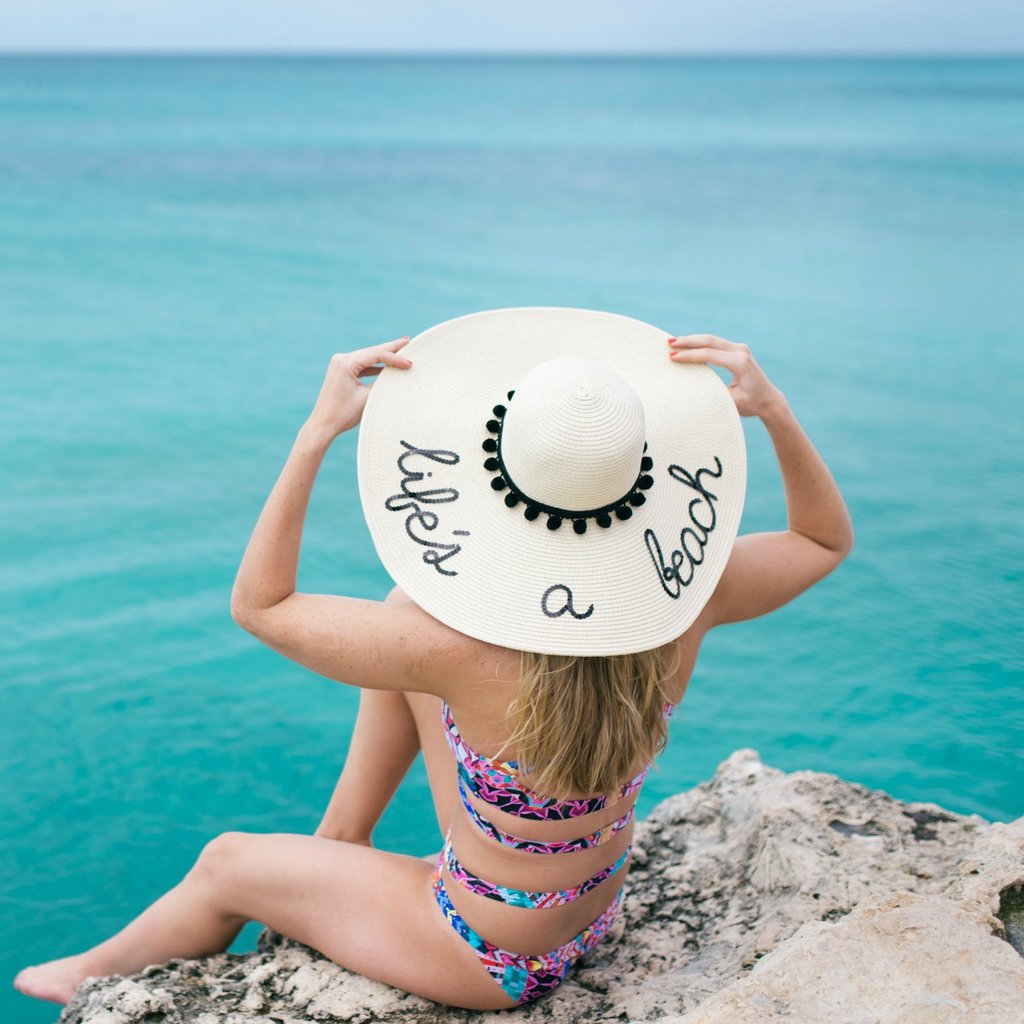 how-to-pack-for-a-beach-day-beach_hat