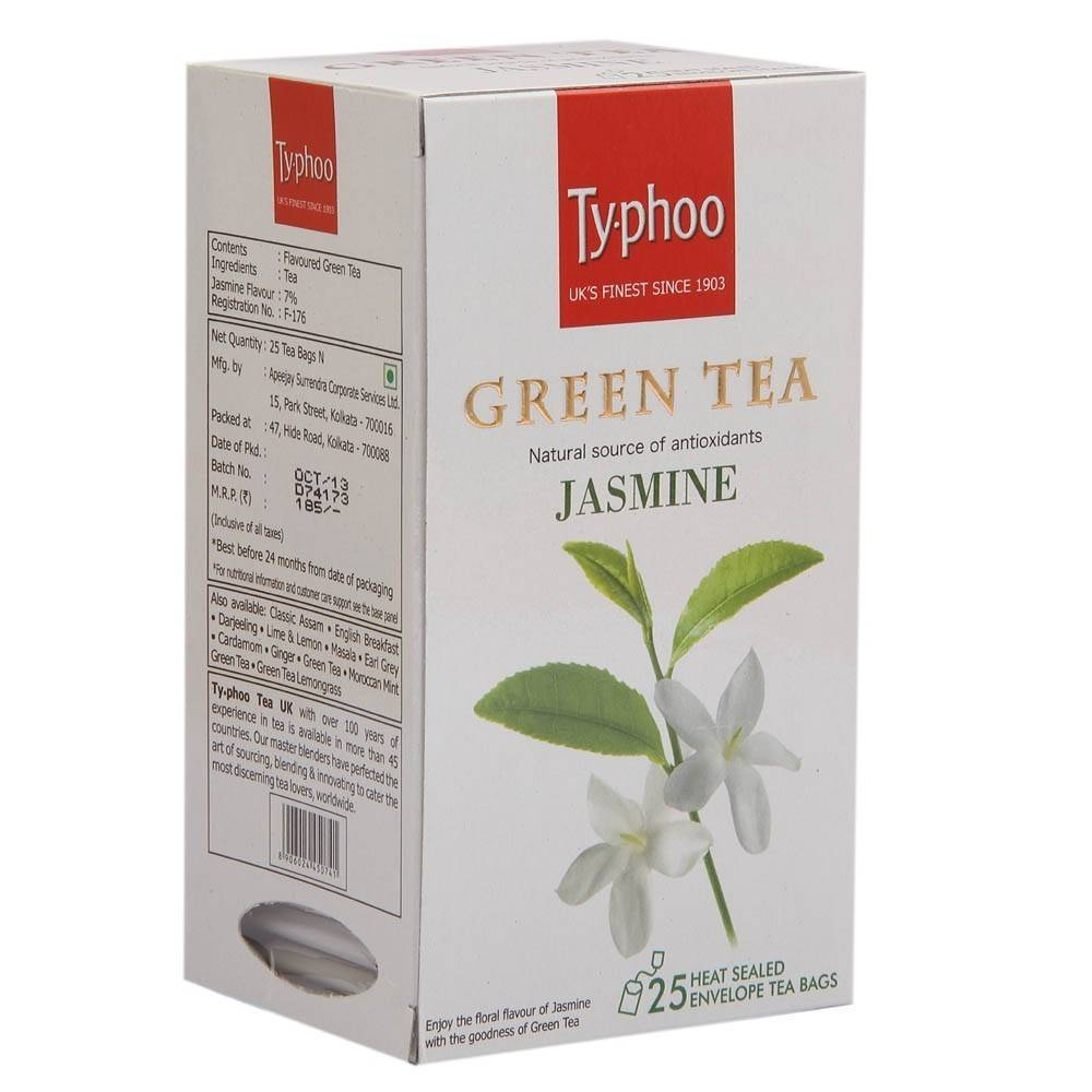 Top 10 Green Tea Brands Available To Buy In India