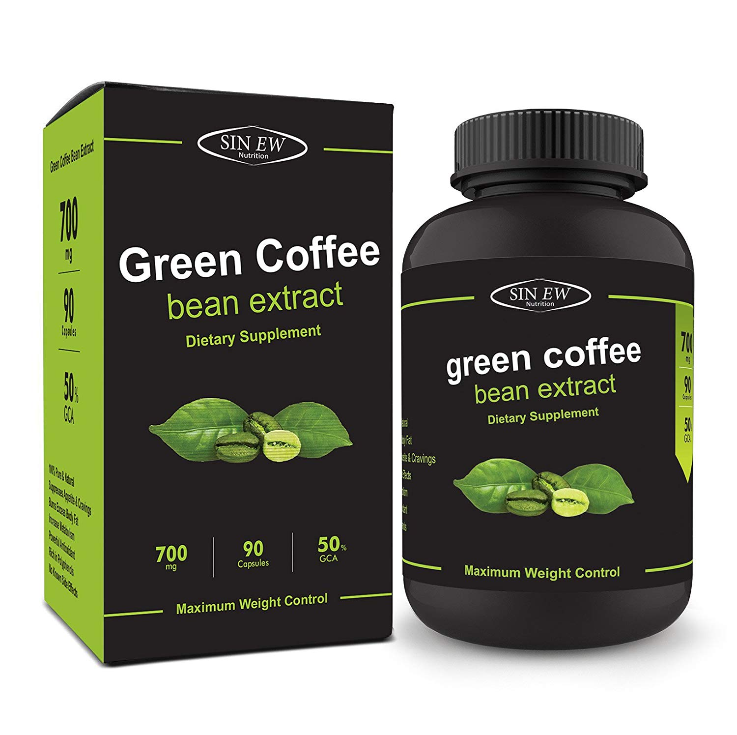 top-green-coffee-brands-india-Sinew_Nutrition_Coffee_Bean_Extract