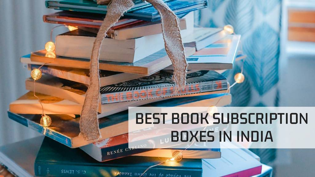 10 Best Book Subscription Boxes In India Magicpin Blog