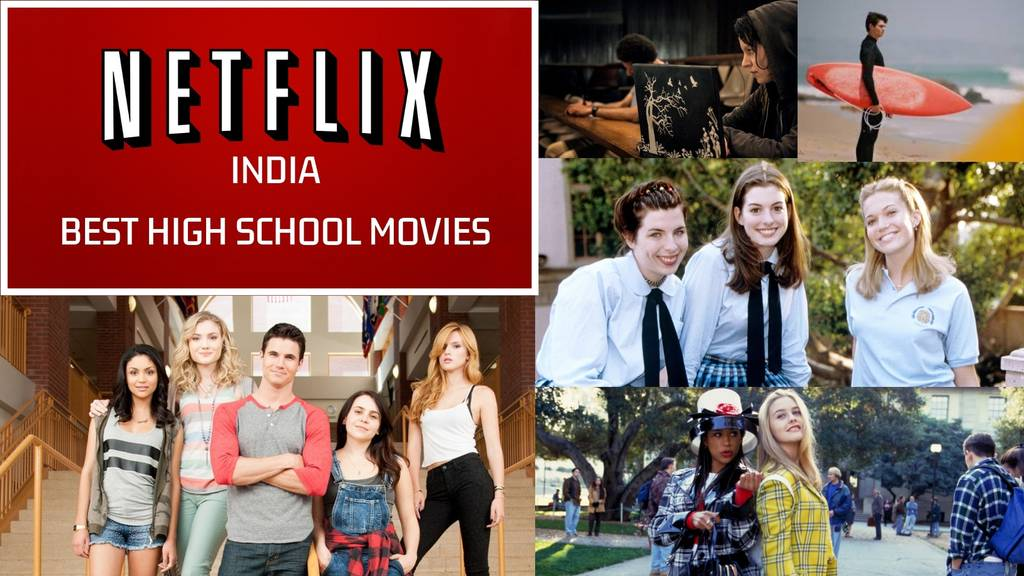 Best High School Movies On Netflix India | magicpin blog