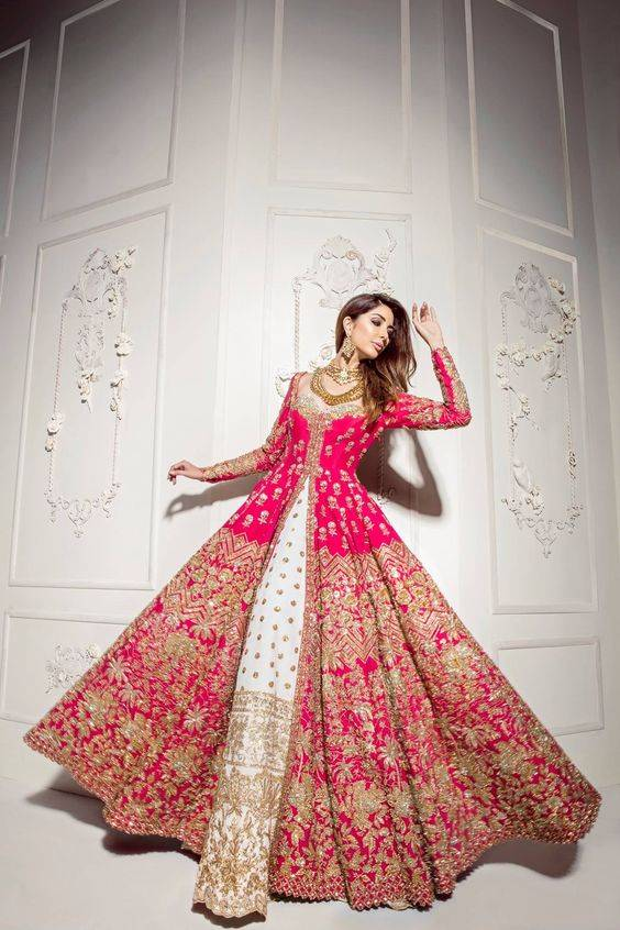 cc838b5c7f 16 Indian Wedding Gowns For Trending Bridal Wear | magicpin blog