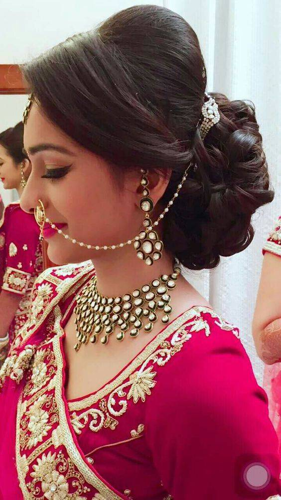 19 Best Indian Bridal Hairstyle Magicpin Blog