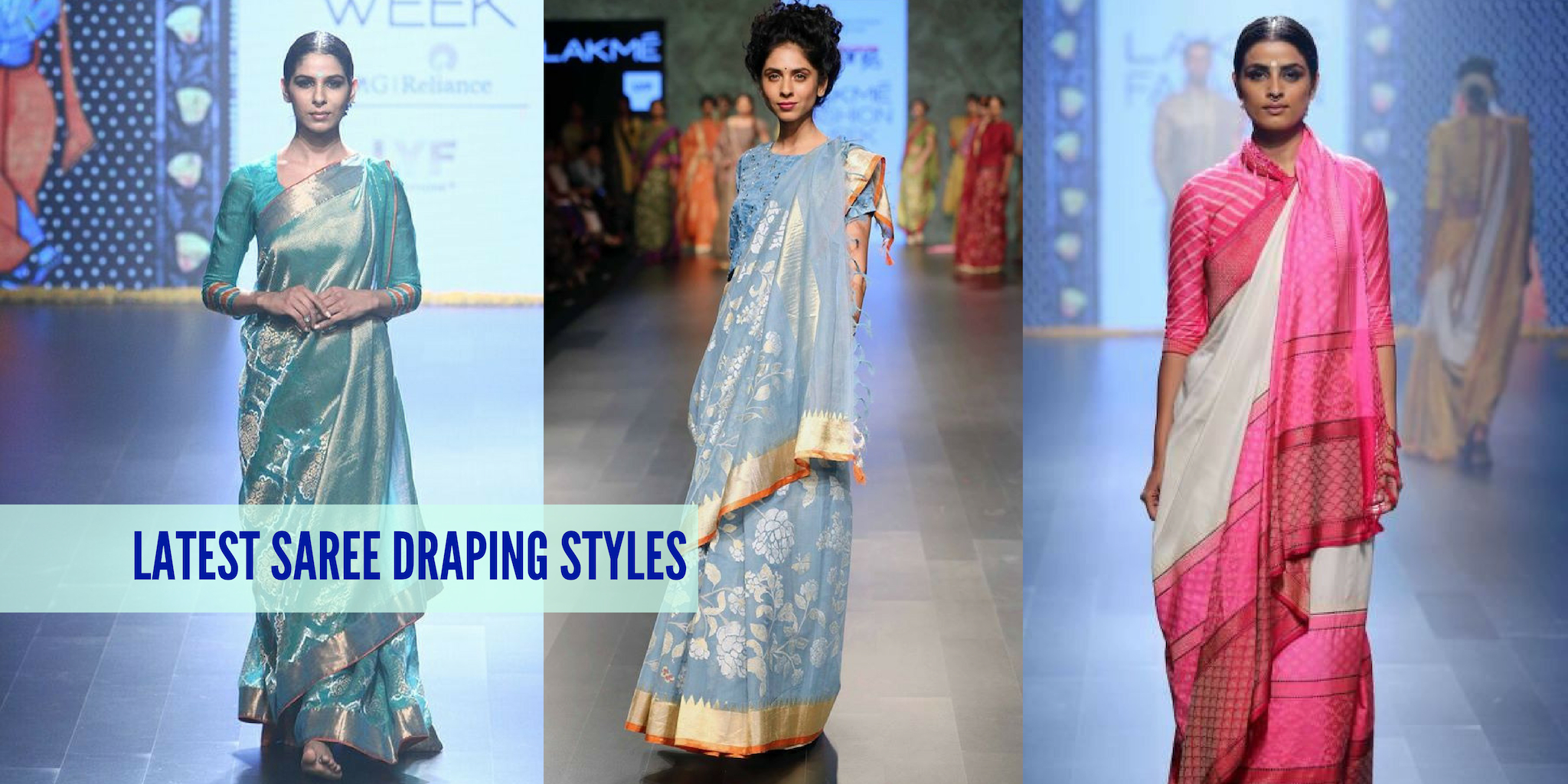 33890a06d3583e Give Your Wedding Outfits A Twist With These Saree Draping Styles ...