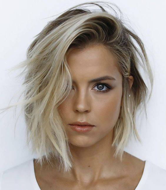 Latest Trendy Haircuts For Girls With Short, Medium And -5770