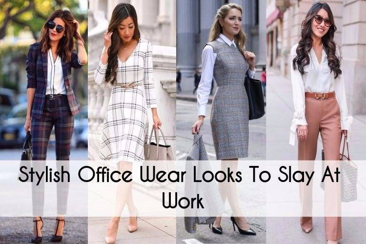 Stylish Office Wear For Women