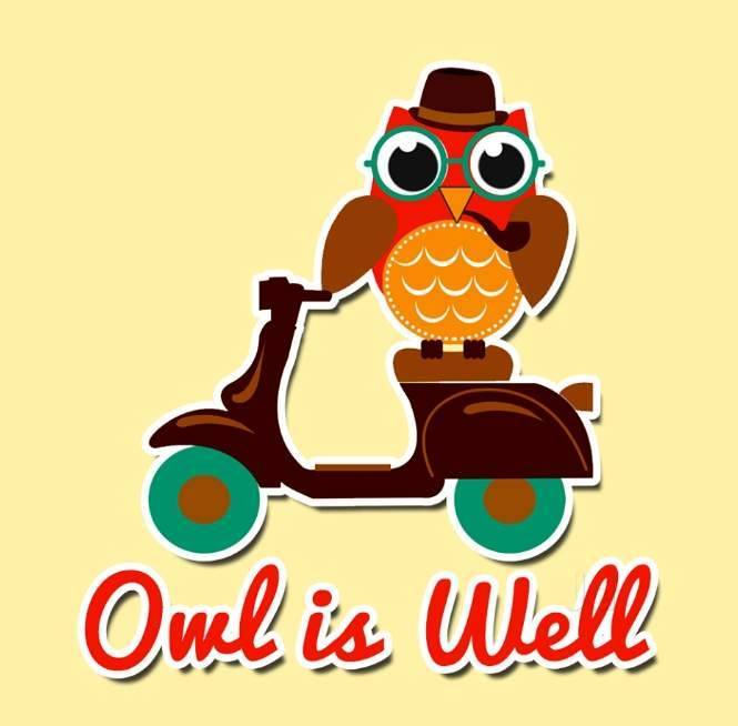 owl is well - late night delivery joint delhi_image