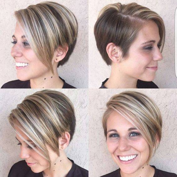 Latest Trendy Haircuts For Girls With Short, Medium And Long