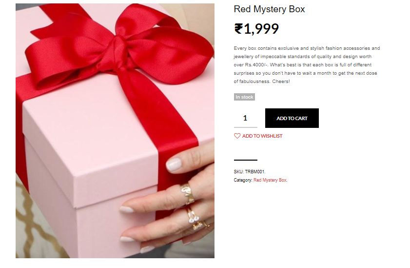 Best Beauty Makeup Jewelry Subscription Boxes In India Magicpin
