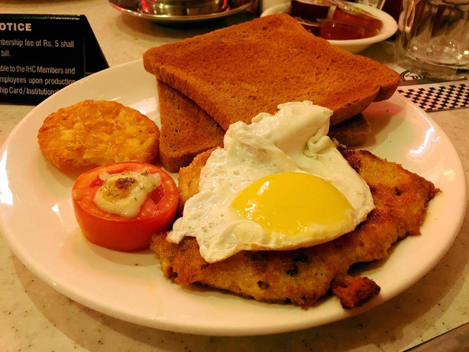 Outstanding 20 Breakfast And Brunch Places In Delhi To Cure That Home Interior And Landscaping Oversignezvosmurscom