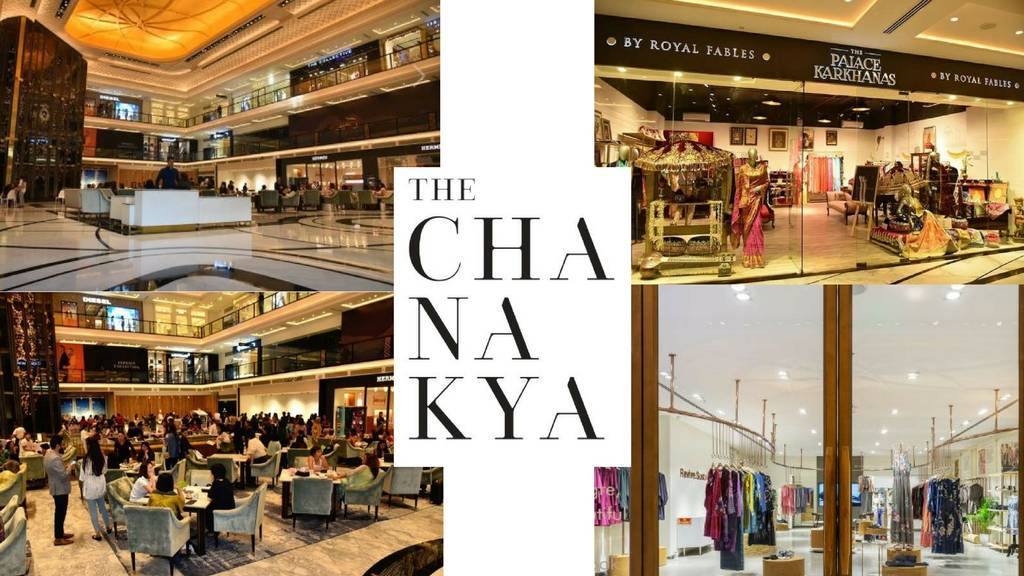 521592d1e140ad 14 Luxury Brands At The Chanakya Mall - Delhi