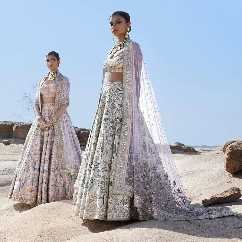 4bfce9cdb8c Anita Dongre s Lehenga Collection For Your Pre-Wedding Functions ...