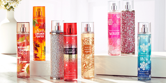 bath and body works products_image