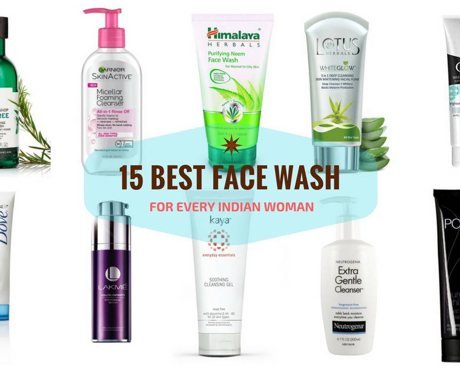 e3207d50dcd 15 Best Face Wash For Women In India For A Clean & Glowing Skin