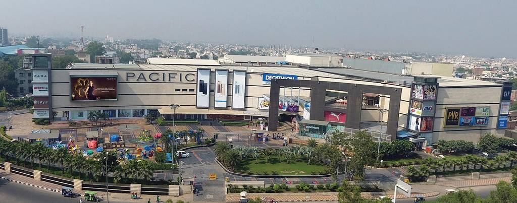 d5ce489791a Pacific can be considered as the largest malls in Delhi-NCR after Mall Of  India