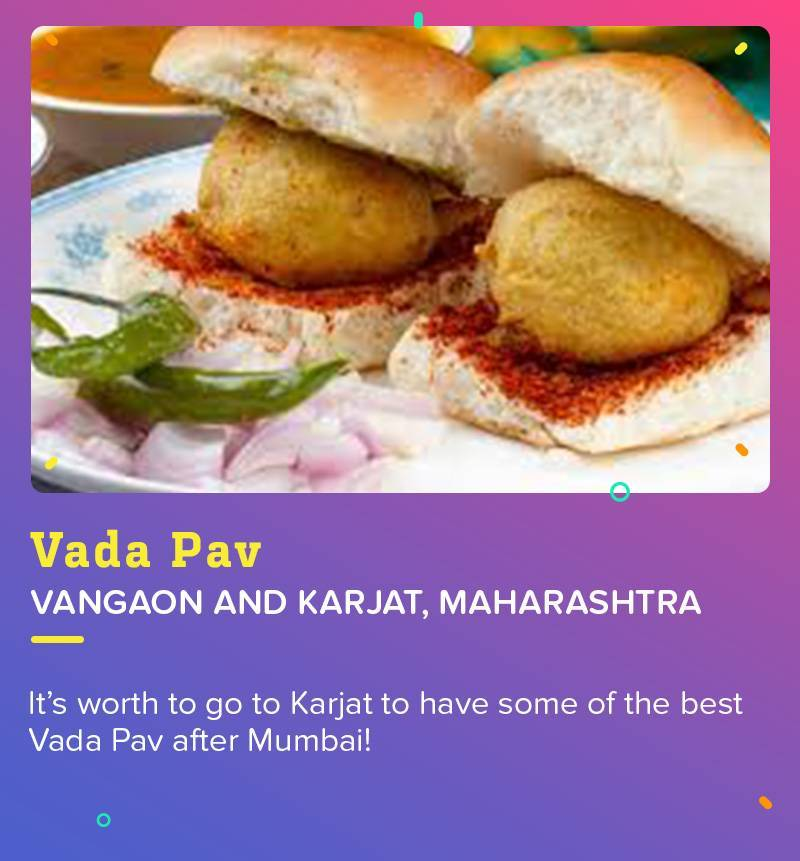 Vada Pav at Vangaon and Karjat making it Mumbai is not the only place to enjoy some real Vada Pav