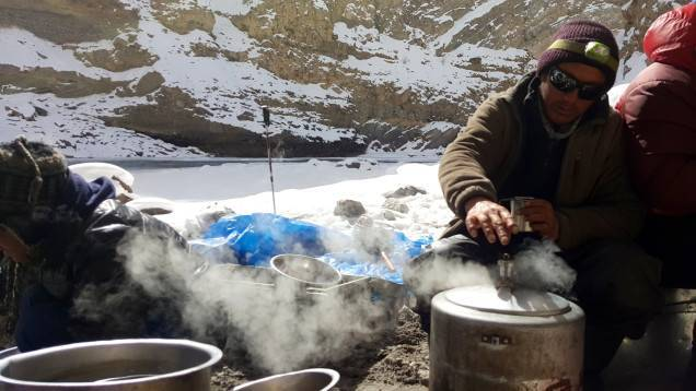 chadar trek food_image