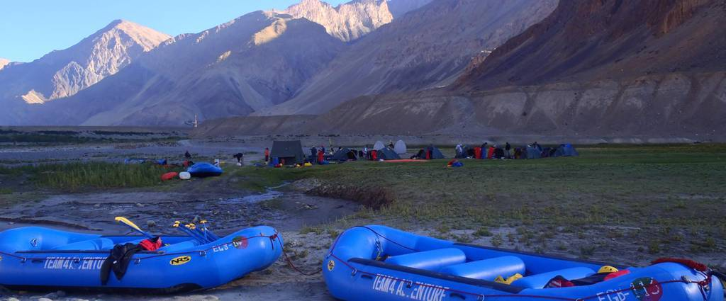 zanskar river rafting in summers_image