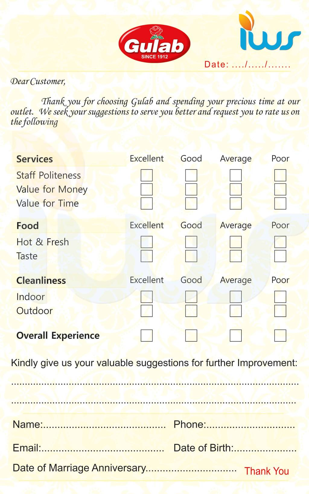 importance-customer-feedback-for-restaurant-image
