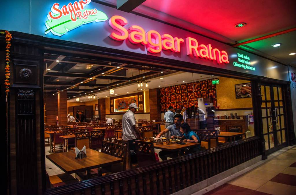 best_breakfast_places_gurgaon_sagar_ratna_image