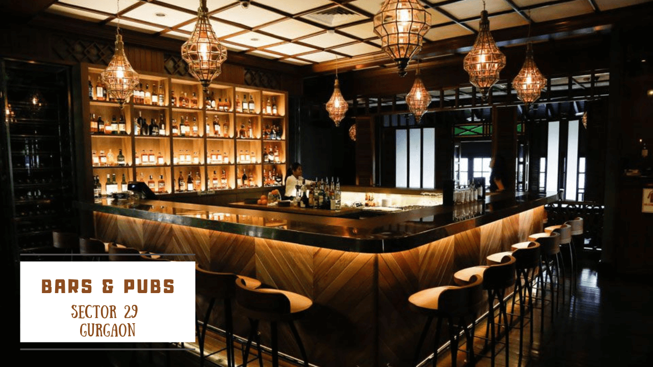 20 Best Pubs & Bars In Sector 29 Gurgaon | magicpin blog