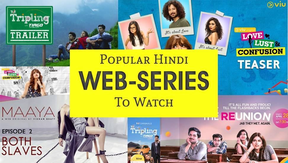 Best Hindi Web Series - A Surprise Box of Emotions