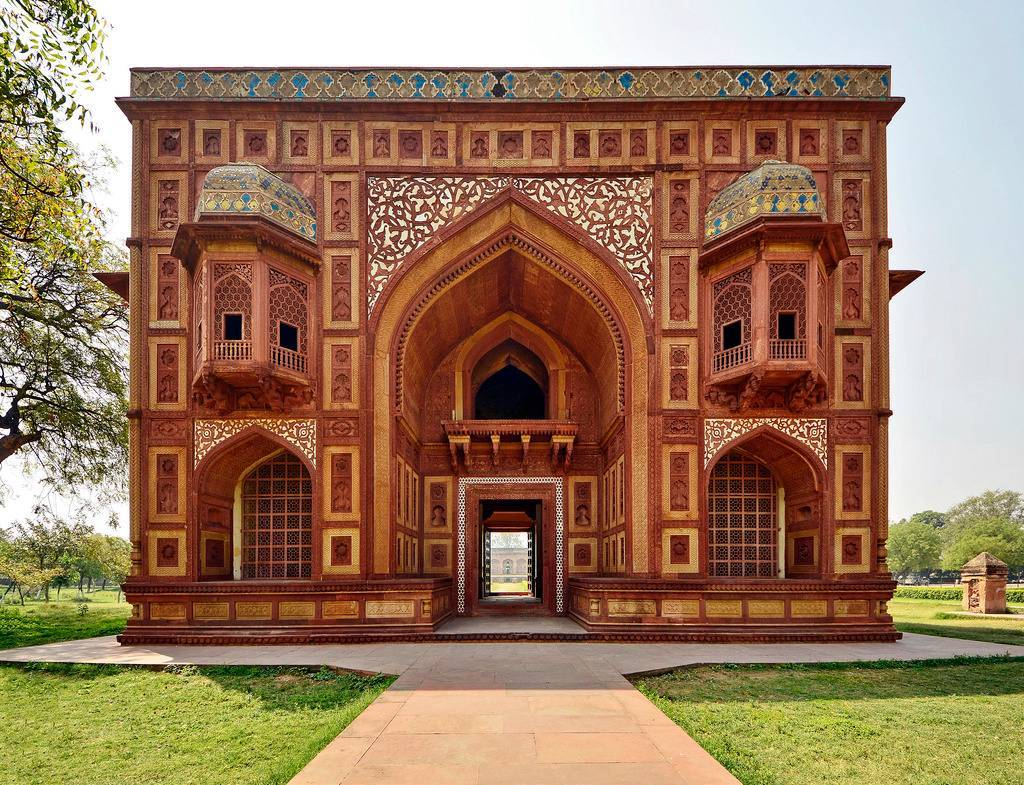 kaanch-mahal in agra_image