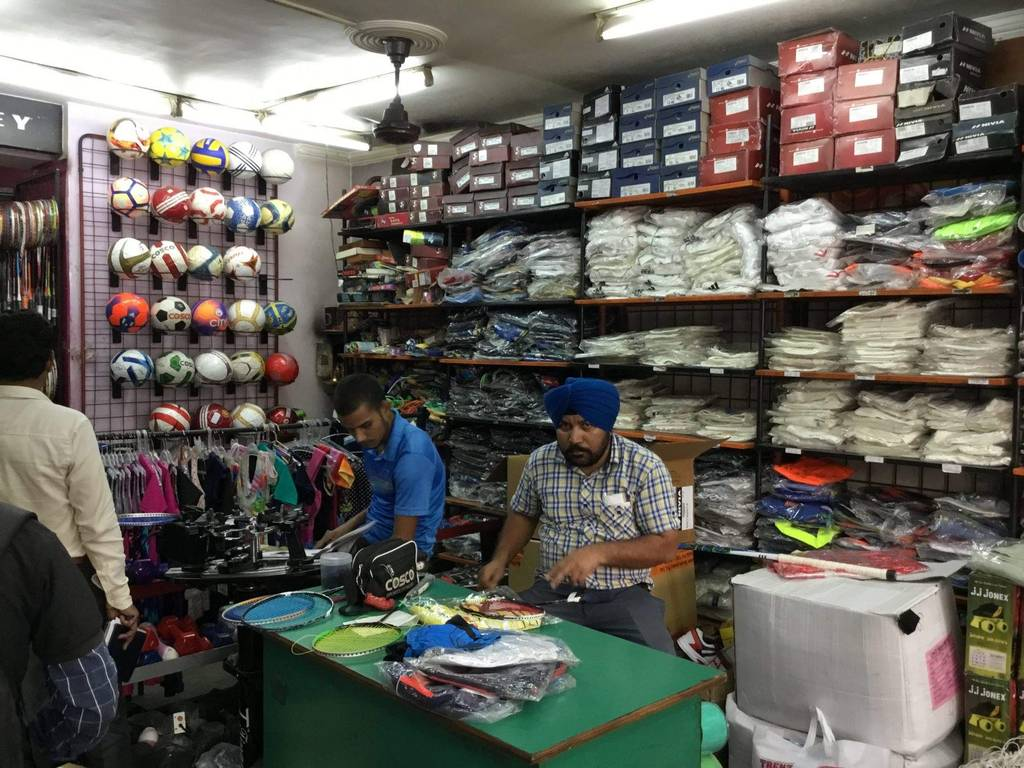 10 Best Sports Shops in Delhi-NCR With All The Details