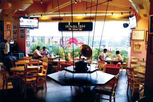 hinglish colonial cafe in delhi_image