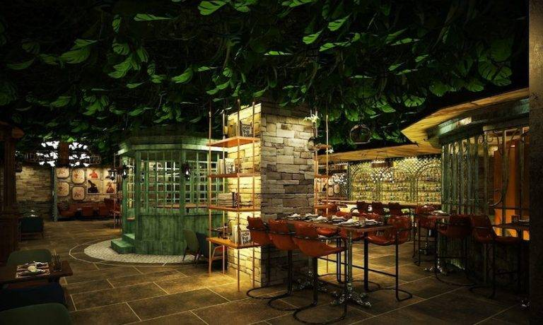 the drunken botanist gurgaon_image