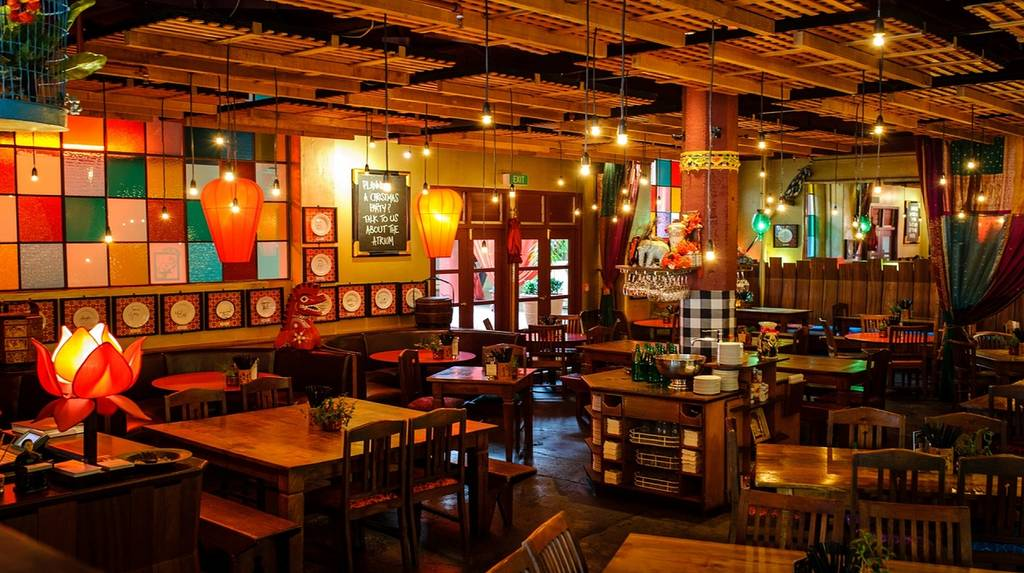dinner date places in noida