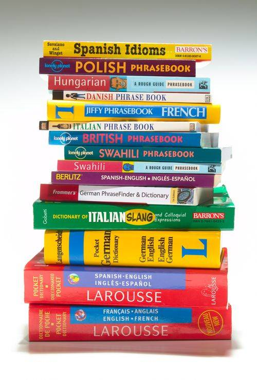 phrase books in foreign languages_image
