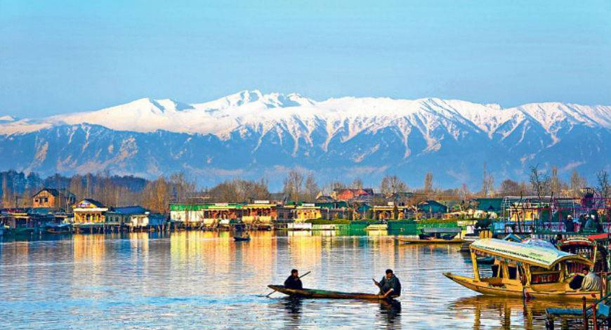 jammu and kashmir in India_image