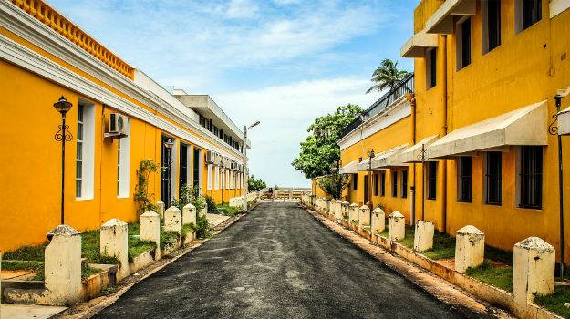 pondicherry union territory of India_image