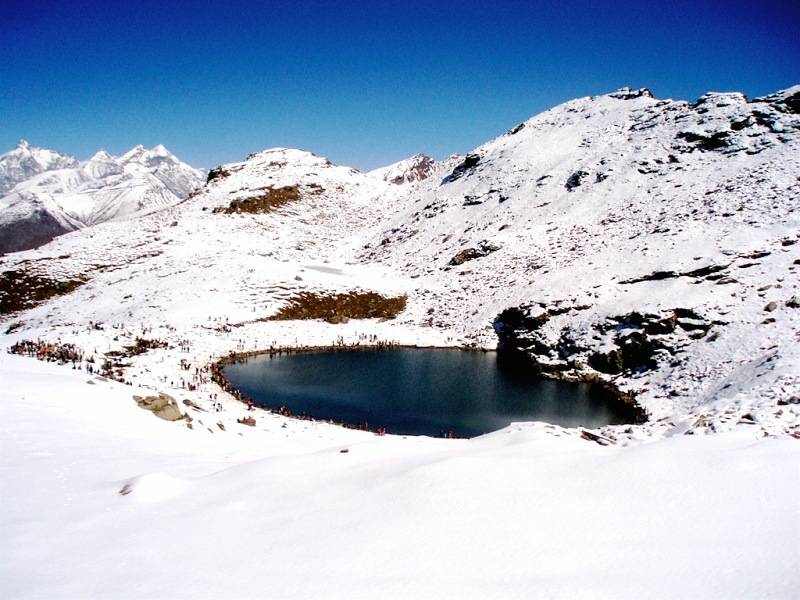 Bhrigu Lake Trek in june_image