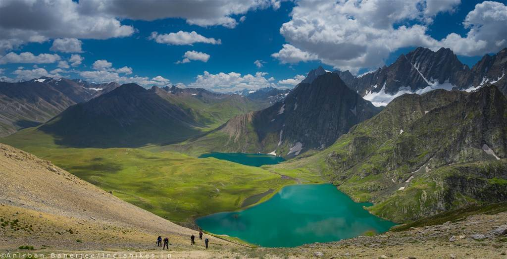 Kashmir Great Lakes Trek_image