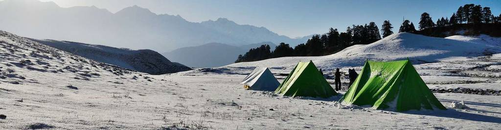 Dayara Bugyal Winter Trek_image